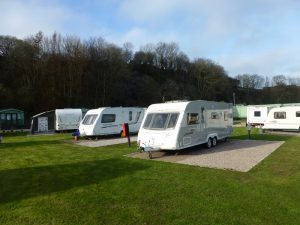 Touring Caravan and Motorhome Pitches