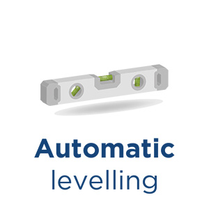 Motorhome Automatic Leveling System