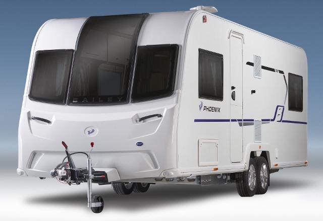 Bailey Phoenix Caravans-
